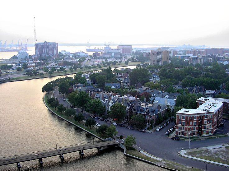 Old Norfolk Va: 13 Best Historic Ghent, Norfolk, VA Images On Pinterest