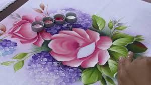 Resultado de imagem para risco de uvas para pintura em tecido