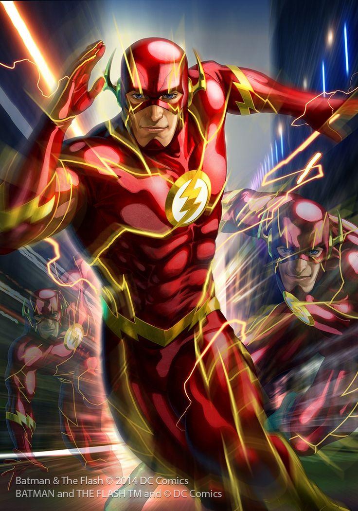 Dc Comics Fans : Best images about the flash on pinterest scarlet