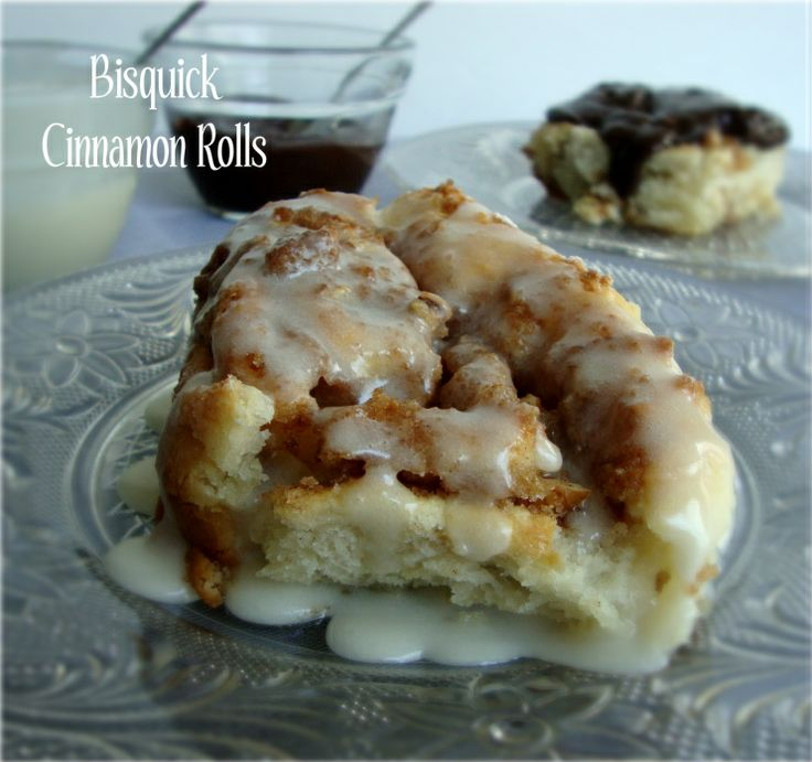 Bisquick Cinnamon Rolls | Chocolate, Chocolate and more...