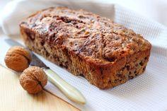 Prøv dette lækre bananbrød med chokolade. Brødet er uden sukker og har en fantastisk smag | Se opskriften lige her på Helsebixen.dk >>