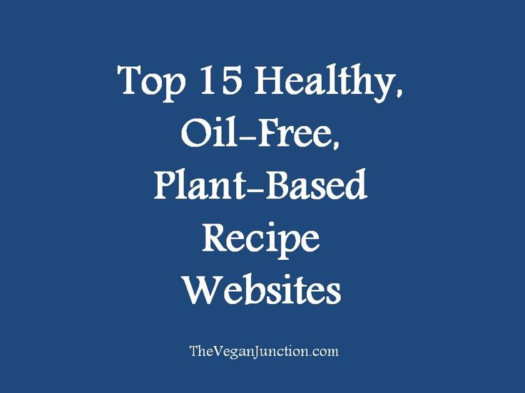 In order so that you don't need to spend hours trying to sift through websites in an attempt to find a few oil-free recipes, this is a list of some of the top sites to find healthy, oil-free,…