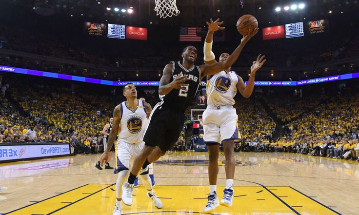 Rosen | How Kawhi Leonard's injury changed Game 1 = The by-now infamous step-on-his-foot defense by Zaza Pachulia that injured Kawhi Leonard and turned Game 1 of the Western Conference Finals in the Golden State Warriors' favor was easily the…..