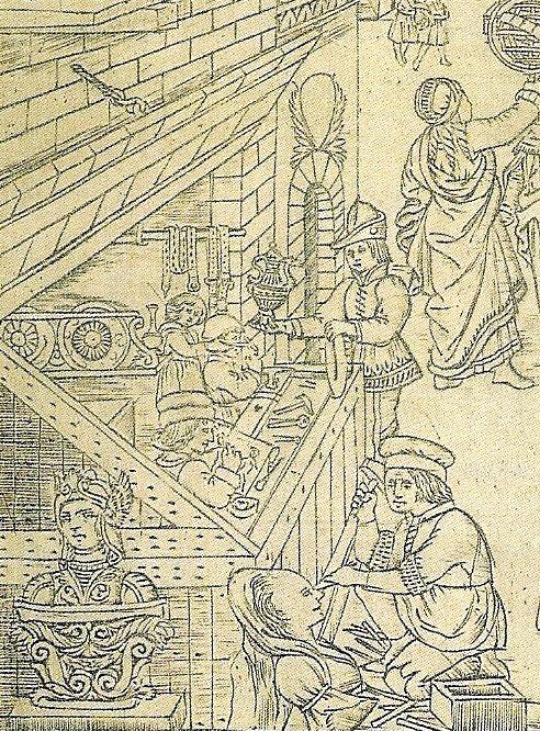 History of Goldsmiths & Goldsmithing