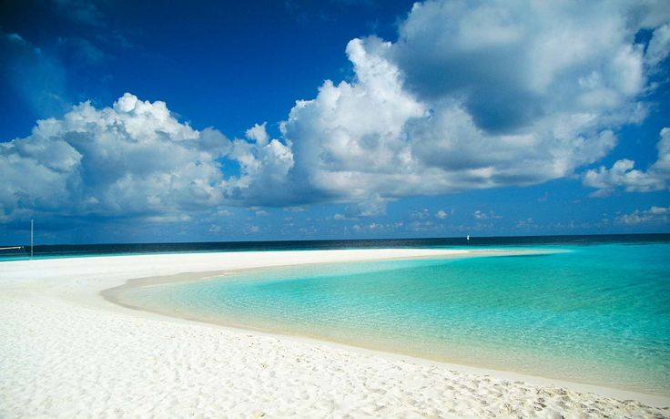 White Sand Beaches Where You Can Plan That Vacation You've Been Daydreaming About | Make that daydream a reality at one of these white sand beaches.