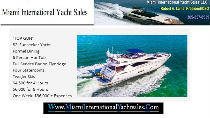 Miami International Yacht Sales offers a wide-range of yachts for charter as well as for buying to their customers. Their yacht chartering process is extremely simple and offers a convenient way to experience your dream vacation of exploring the open seas in a Mega Yacht Charter Miami at affordable rates whether ti is a Miami yacht charter or a weekend in the Bahamas. https://goo.gl/hl6EV7