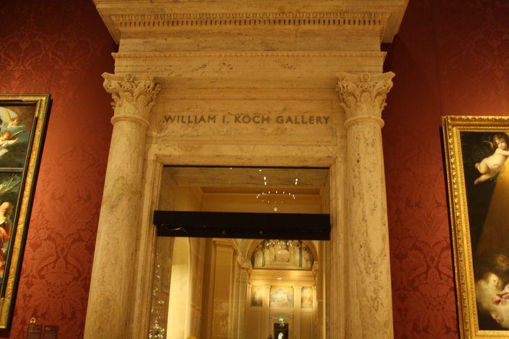 Museum of Fine Arts Boston.  William I. Koch Gallery
