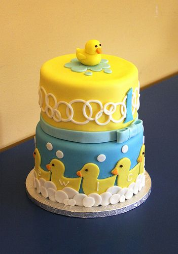Rubber Ducky 1st Birthday for 10 Babes | Flickr - Photo Sharing!