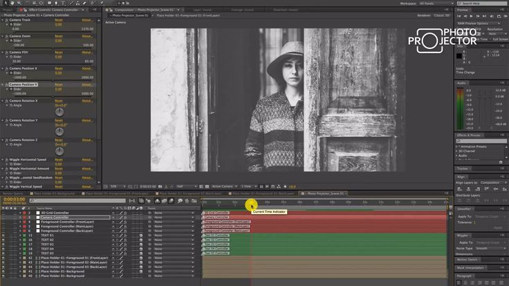 After Effects Template - Photo Projector on Vimeo