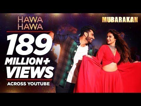 Hawa Hawa Video Song Hindi Dance Songs Bollywood Music Videos Romantic Songs Video