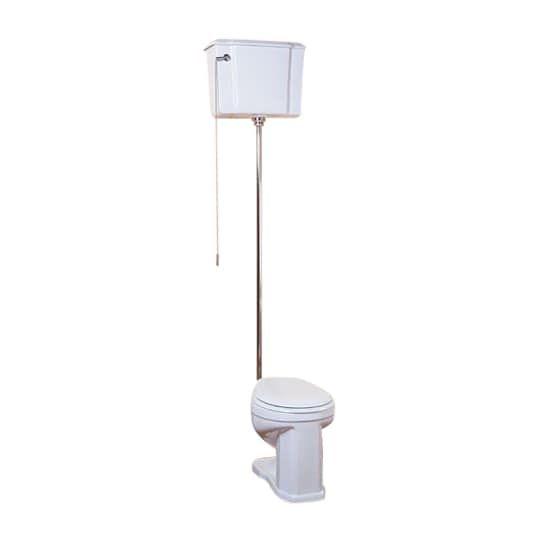 Shop Barclay 2-413 Victoria High Tank Water Closet Toilet at The Mine. Browse our toilets, all with free shipping and best price guaranteed.