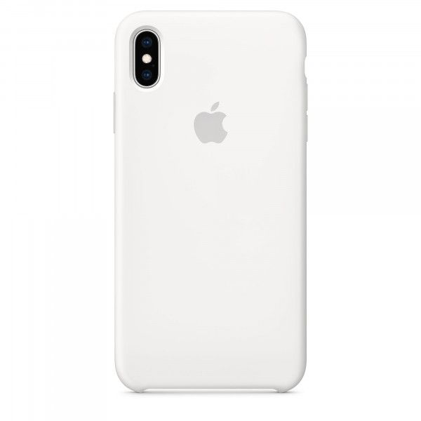 Apple Iphone Xs Max Silikon Case Weiss Fundas De Silicona Para Iphone Fundas Para Iphone 5s Fundas Para Iphone