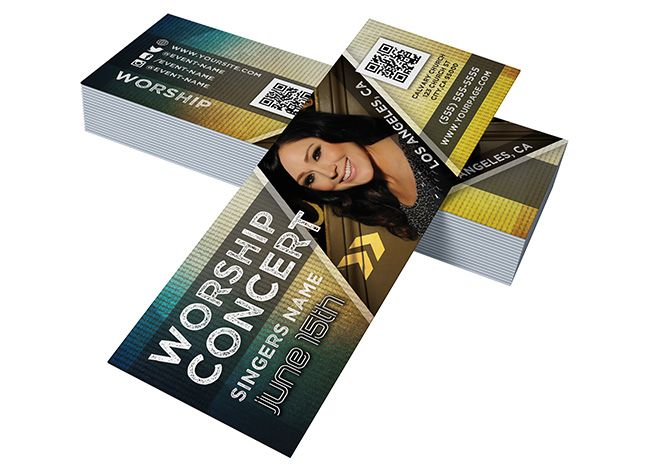 Event ticket psd modern concert ticket concerts products and modern for Concert ticket template psd