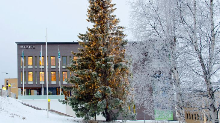 Science Centre Pilke -Rovaniemi, Lapland, Finland