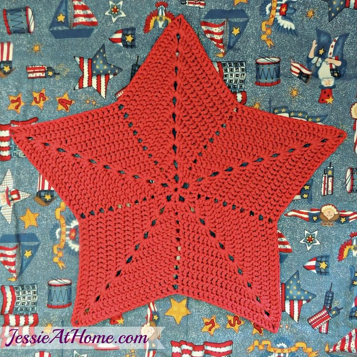 Ravelry: Star Trivet or Centerpiece by Jessie Rayot