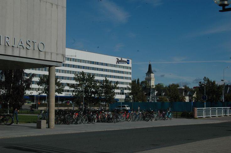 Oulu - cycling city