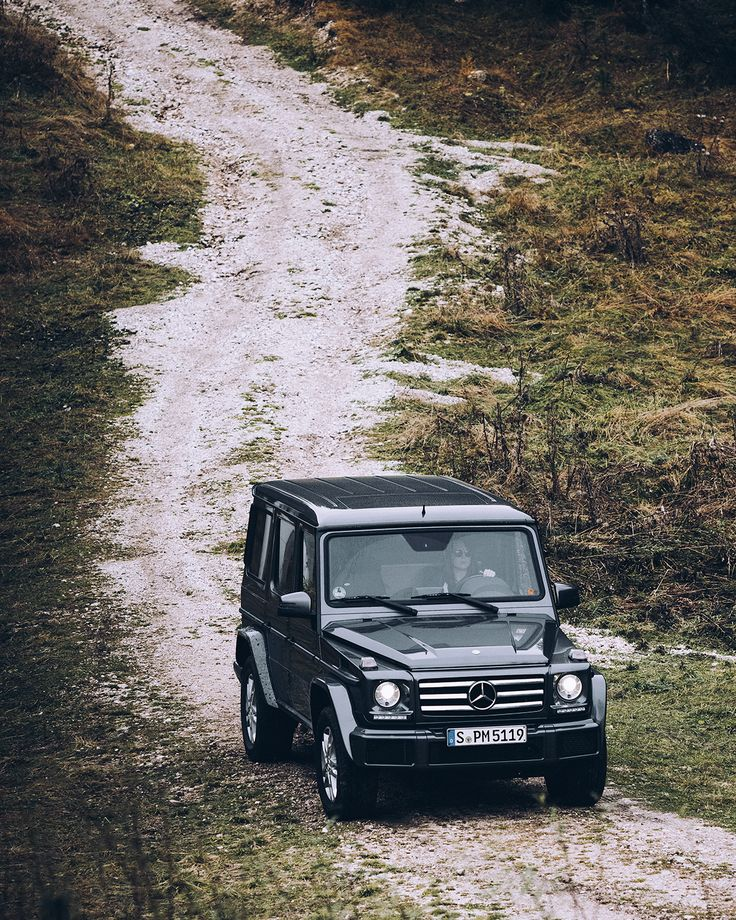 More power. Less fuel consumption. The Mercedes-Benz G-Class is an off-road dream.  Photograph by Max Leitner (www.maxleitner.com) for #MBsocialcar