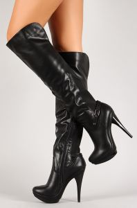 Shop: http://fave.co/149cmfQ   Diz Üstü Çizmeler