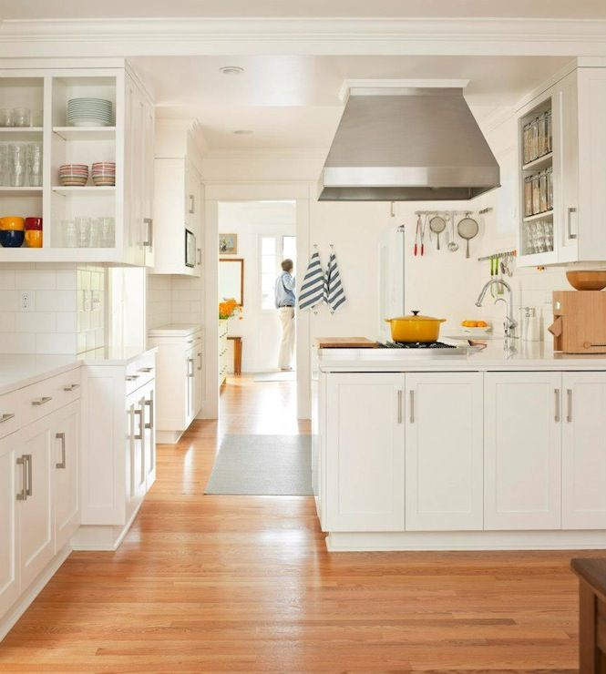 Kitchen Peninsula Cooktop: Cooker Hoods, Kitchen Ideas And Kitchen Range Hoods