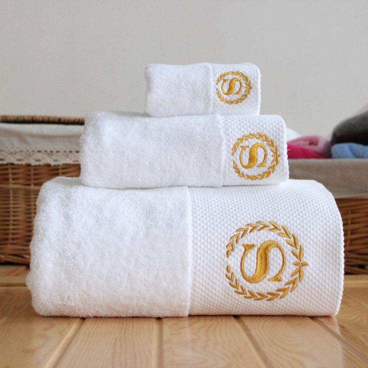Kostenloser versand weiß baumwolle badetücher Hotel SPA club sauna schönheitssalon kostenloser benutzerdefinierte LOGO name