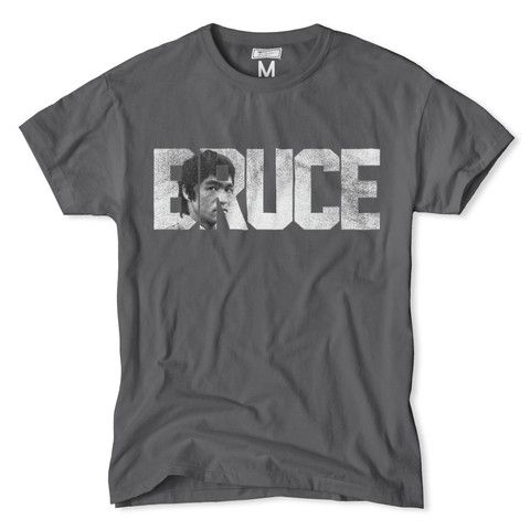 Bruce Lee 'Bruce' T-Shirt by Tailgate