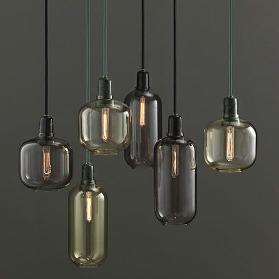 Normann Copenhagen Amp lamps