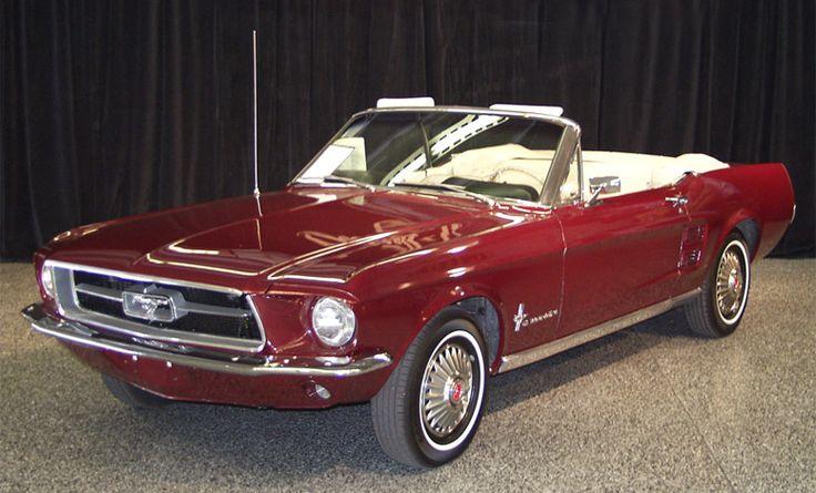 1967 Mustang!!!