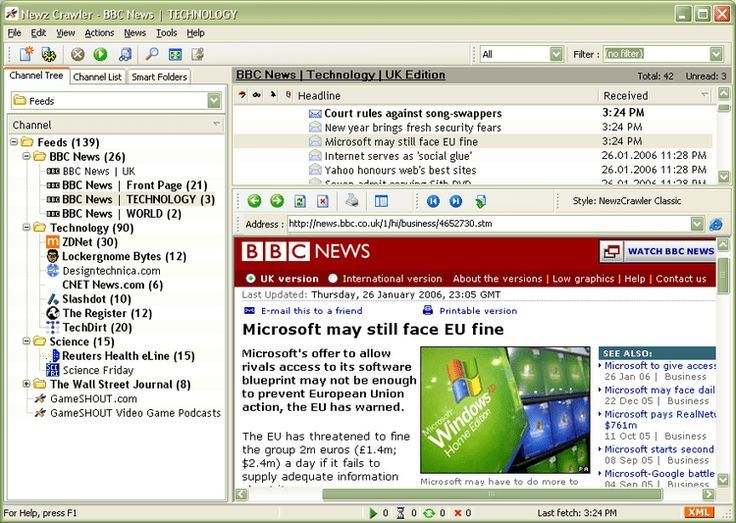 8 Great Windows RSS Feed Readers and News Aggregators - RSS Feed