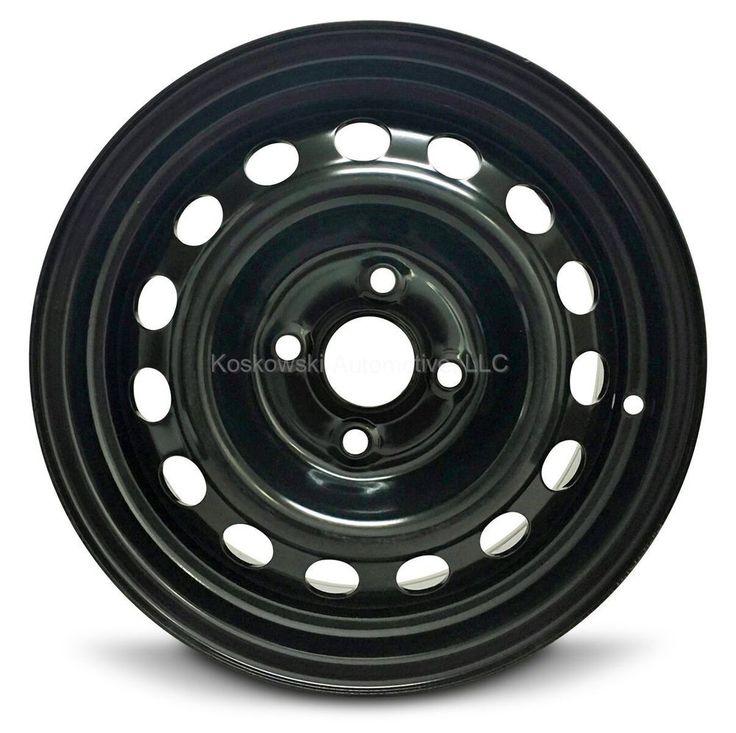 New Steel Wheel fits Hyundai Accent 529101R005, 529101G100 14 inch Rim 06 16  #RoadReady