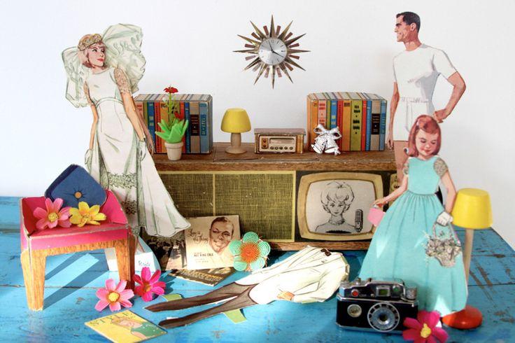 The Fabulous Vintage Bride – Fantastic Retro Wedding Prop Hire & Styling