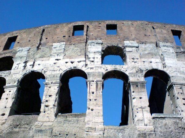 'Coliseum', 2008. (ryanjhughes).
