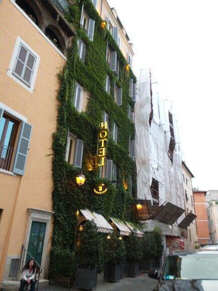 Roma nell centro della città