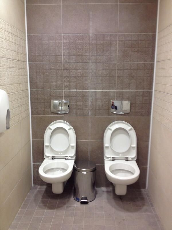 The Sochi Toilet You Have To Be Joking