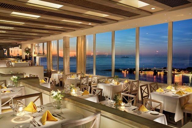Almoço Dia das Mães Restaurante Skylab (buffet) Rio Othon Palace – Av. Atlântica, 3264 – 30º andar – Copacabana
