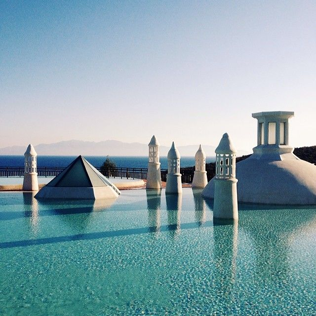 Dreamscape in Bodrum #Turkey. Photo courtesy of sarahirenemurphy on Instagram.
