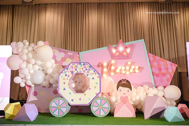 Stage 3 In 2020 Princess Theme Party Princess Party