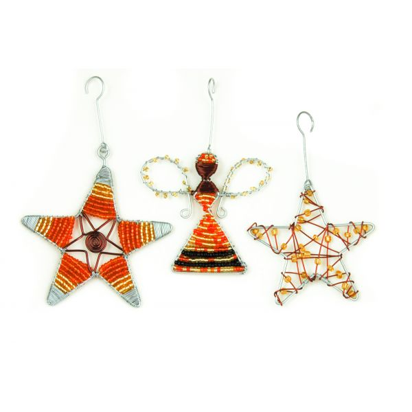 A Very African Christmas (Set of Three) at Evoke Africa