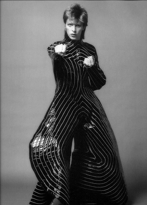 David Bowie Tokyo pop