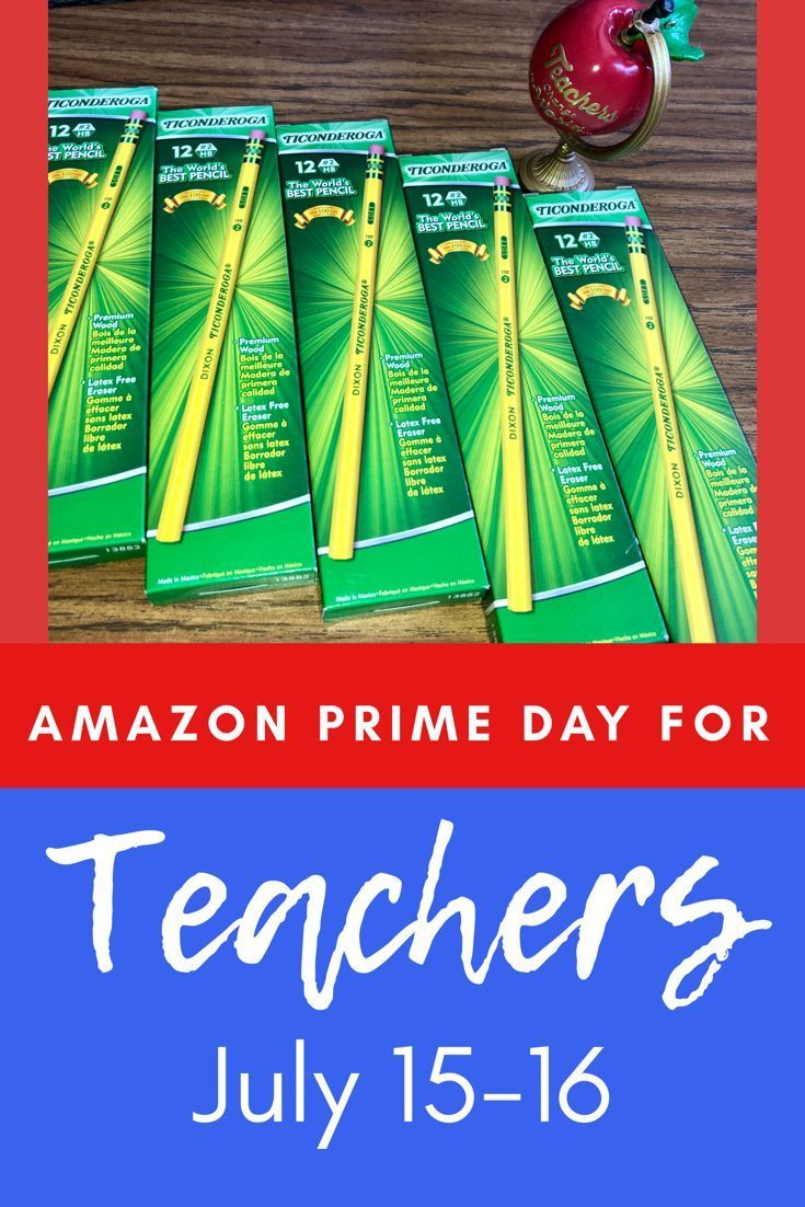 The Best Amazon Prime Day Deals For Teachers 2019 In 2020