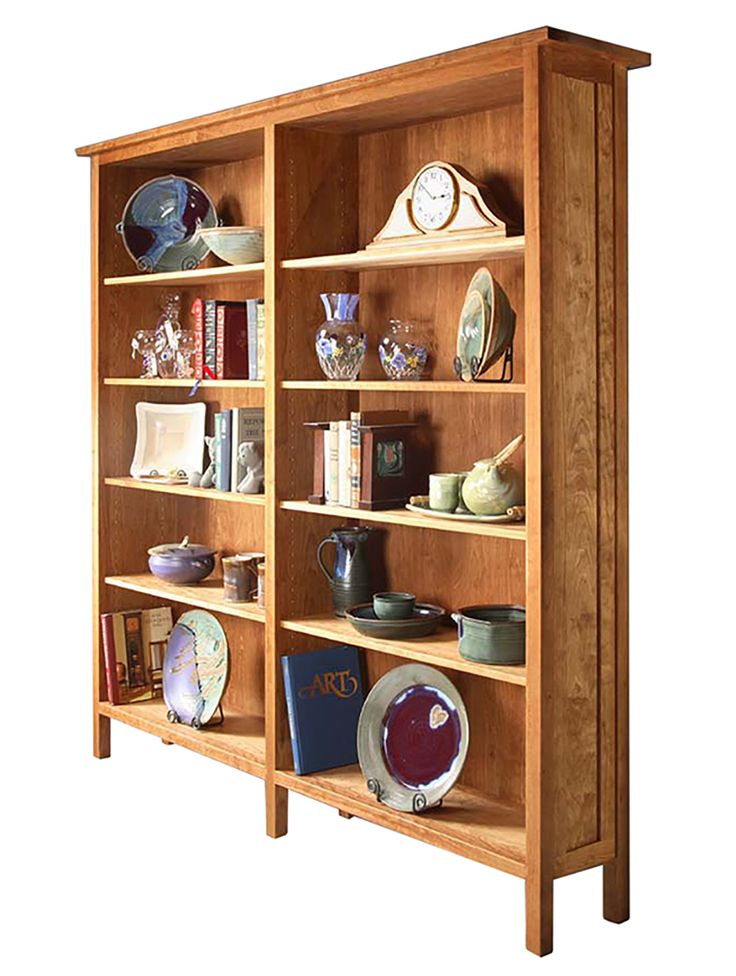 36 best things my wife will make me build images on for Craftsman style bookcase plans