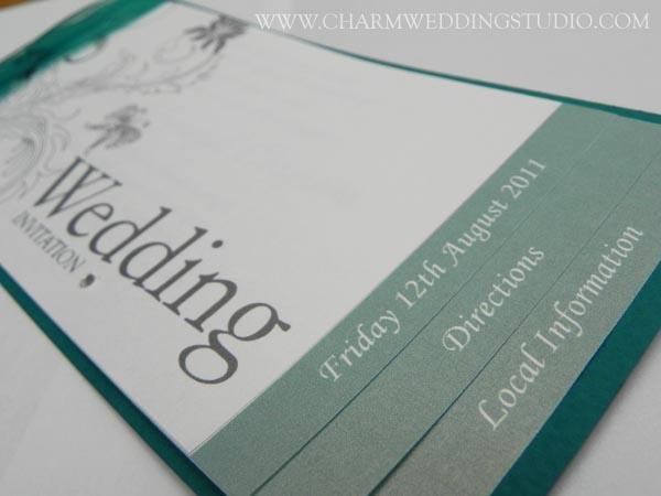 Handmade Wedding Invitations Belfast