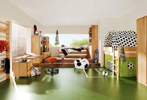 Детская игровая комната - лучшие идеи