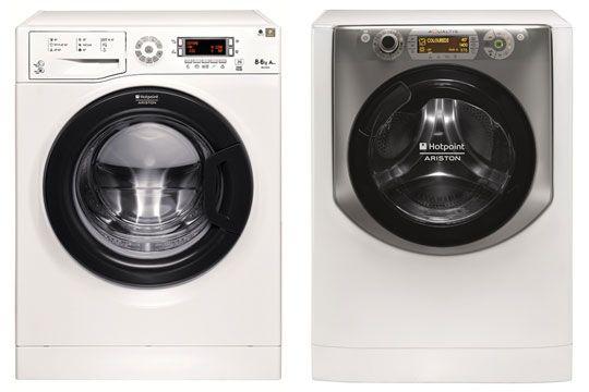 Hotpoint - Aqualtis WD & New Washer Dryer.