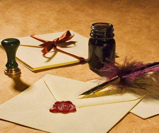 """Каждое письмо по сути является произведением, созданным для одного человека... Анатолий Тосс. """"Фантазии женщины средних лет""""."""