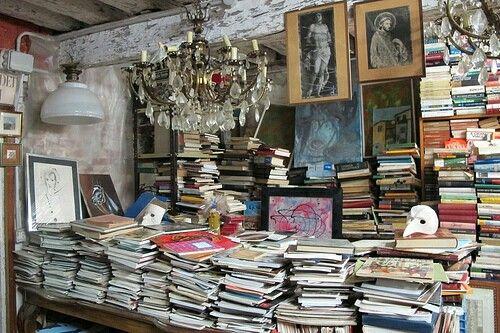 Vecchia libreria