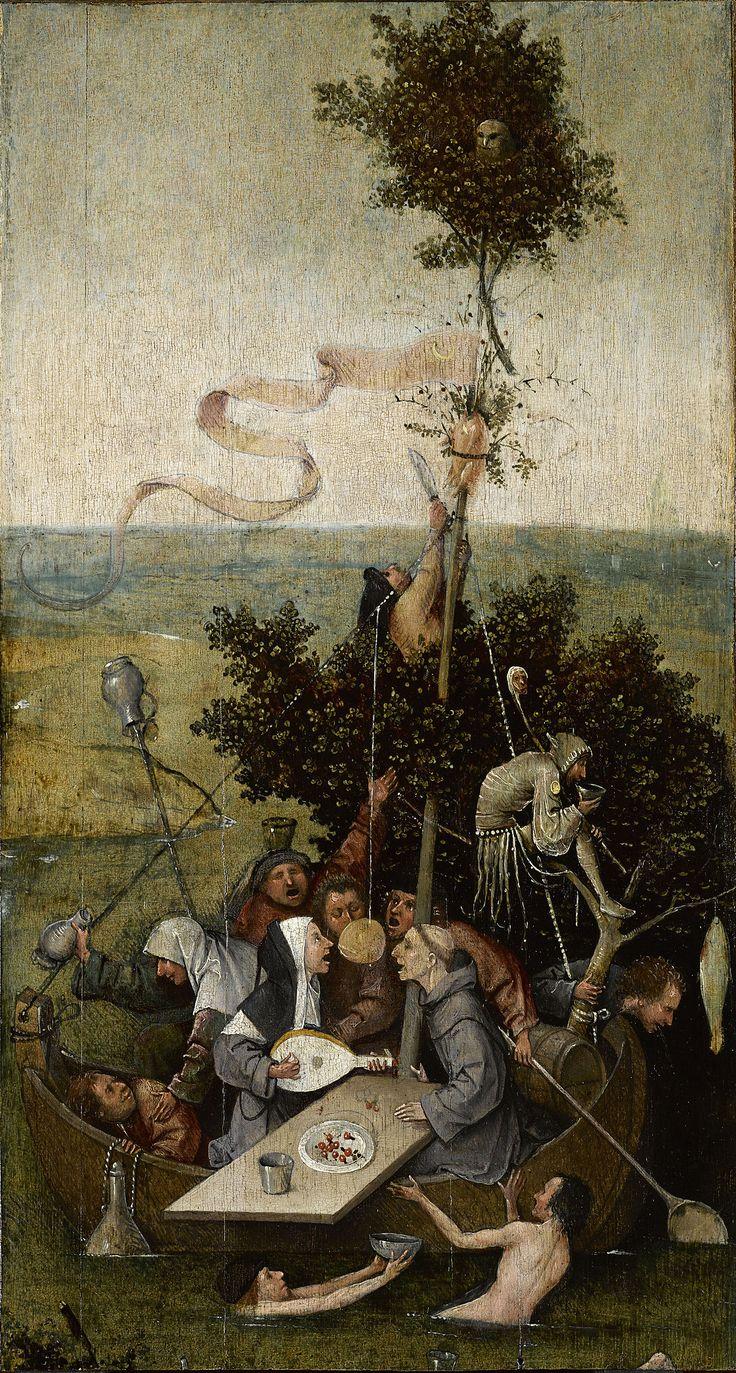 Plan cellule dynamis sur defender - Hieronymus Bosch La Nef Des Fous Detail V