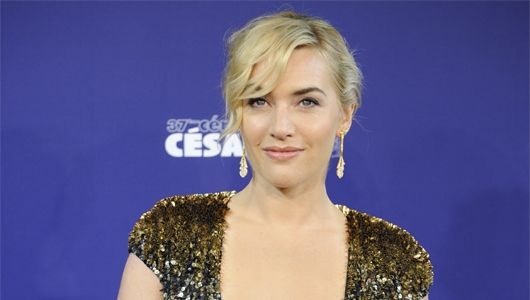 Kate Winslet launches new book to benefit autism charity - The Golden Hat:  Talking Back to Austism.  Kudo's!