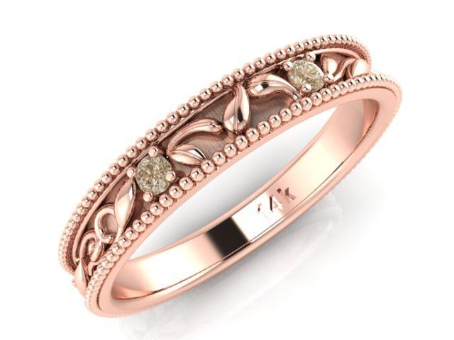 17 Best ideas about Wedding Rings Rose Gold on Pinterest Gold