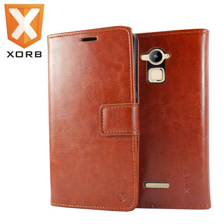 XORB™ Coolpad Note 3 Plus Flip Cover Leather Wallet Back Case Premium Flap