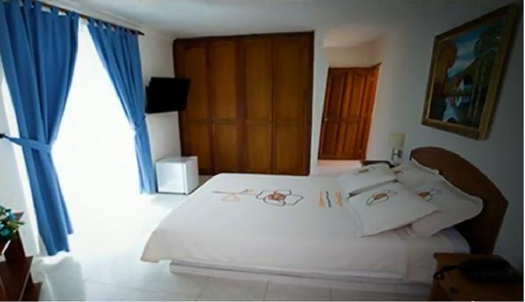 Habitación D  HOTEL TAYRONA SANTA MARTA